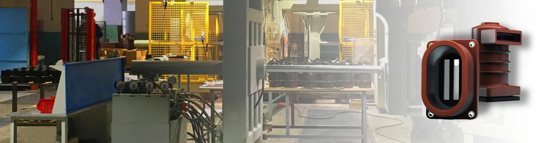Korlit производство изоляторов